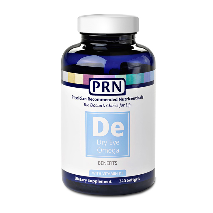 PRN Omega 3 softgels-240